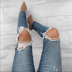 EkAttire Buster Jeans